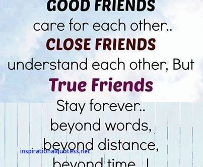 Positive Quotes About True Friends Awesome Good Friends Quotes Extraordinary Motivational Quotes About Friendship