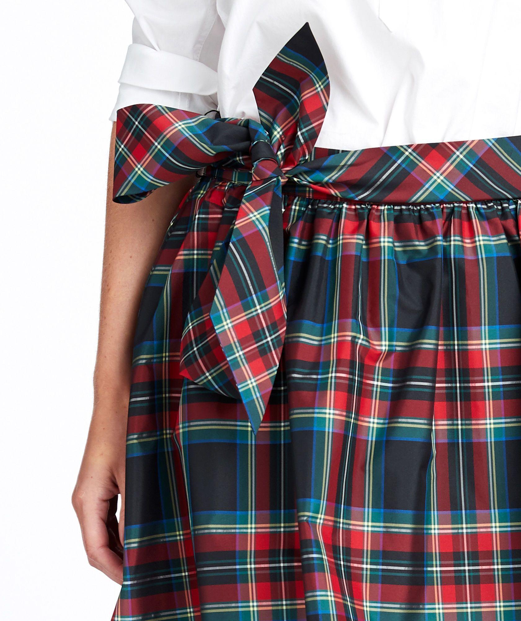 18e9db4d9 Jolly Plaid Taffeta Party Skirt   My Style   Party skirt, Plaid, Skirts