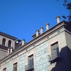Lugares y casas encantadas de Madrid.