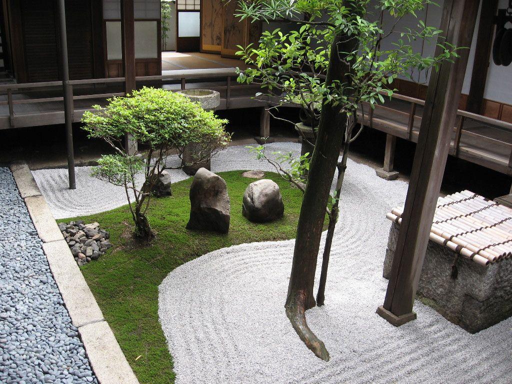 Japanese Garden Ideas Landscaping Kyoto Japan