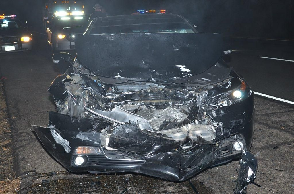 Thanksgiving weekend had more accidents, tickets issued