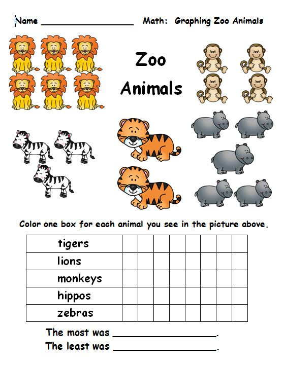 math graphing activity helps students learn to display data other zoo unit material available. Black Bedroom Furniture Sets. Home Design Ideas