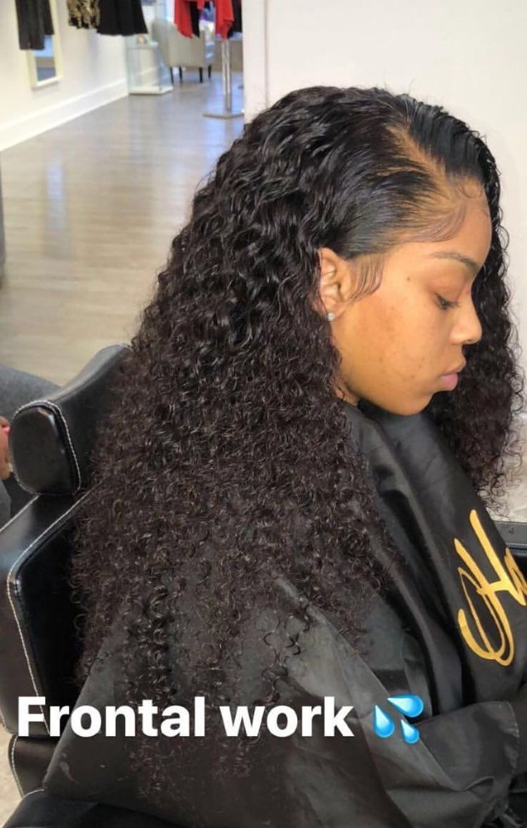 pinterest | infinitixk ✨ | slayed hairstyles | cabello