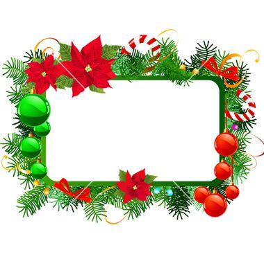 christmas frame - Google Search | Frames - Christmas | Pinterest