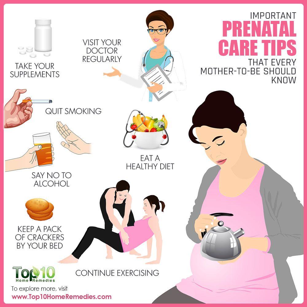 prenatal care tips for motherstobe Prenatal care, Prenatal