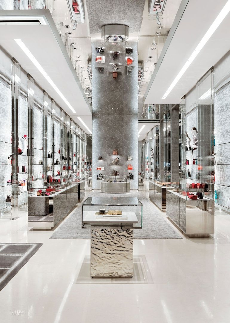 French Style Defines Dior S Beijing Outpost By Peter Marino