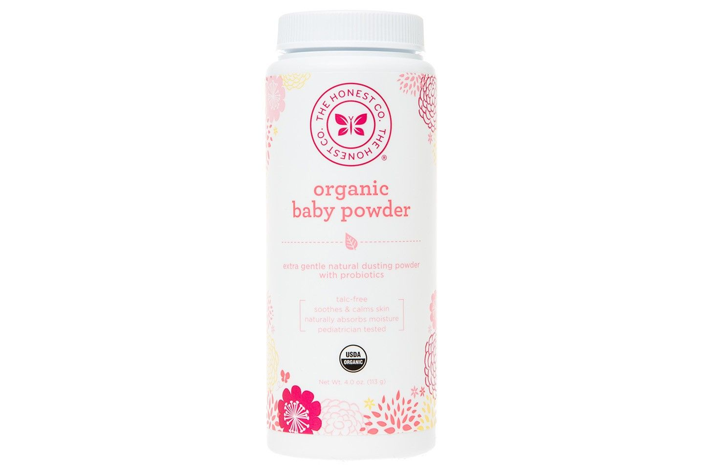2b4a5d0e91619 Organic Baby Powder | Natural Dusting Powder With Probiotics | The ...