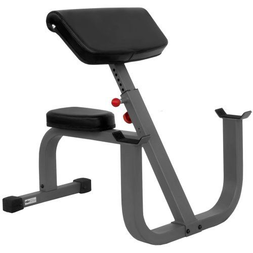 Xmark Seated Preacher Curl Weight Bench Xm7612 Continue To The Product At The Image Link Preacher Curls At Home Gym Weight Benches