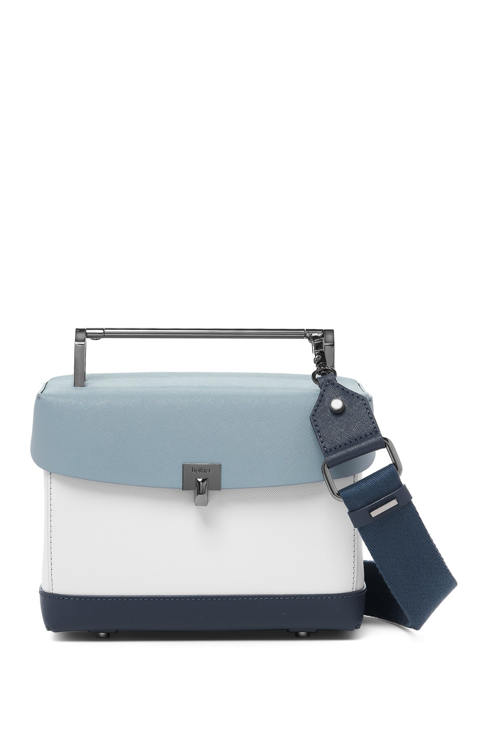 Botkier | Lennox Lunchbox Leather Crossbody Bag #nordstromrack