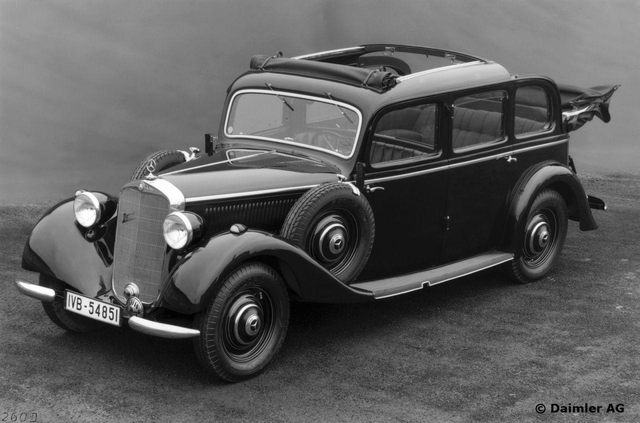 Happy Birthday 80 Jahre Diesel Pkw Bei Mercedes Benz Fotostrecke