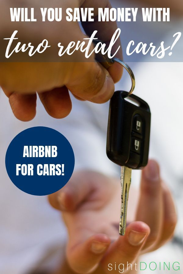 My Turo Car Rental Review (I Actually Tried It Car rental