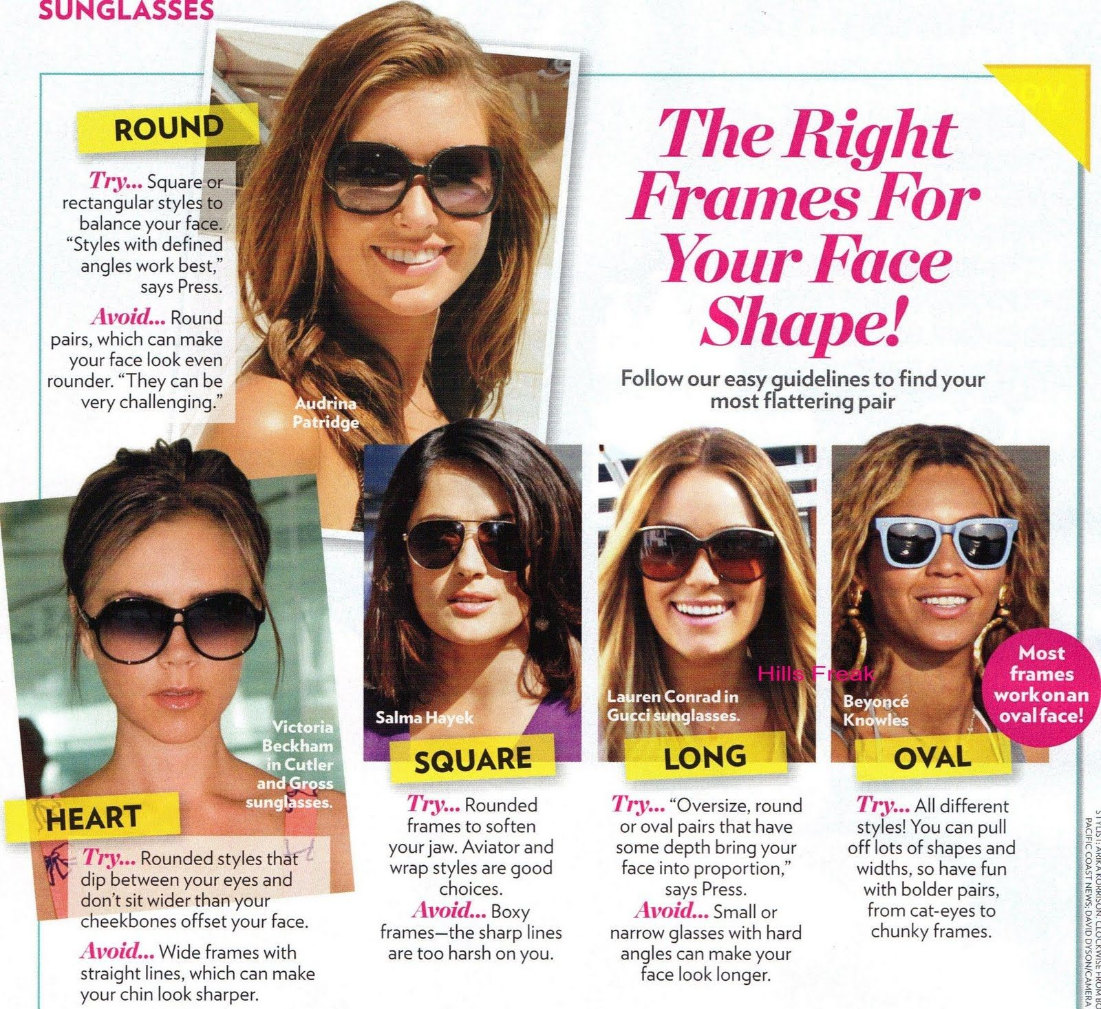 Choosing Glasses Frames that Complement Your Face Shape – Life123 ...