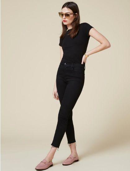 6f6b707d033 black jeans + gucci brixton loafers