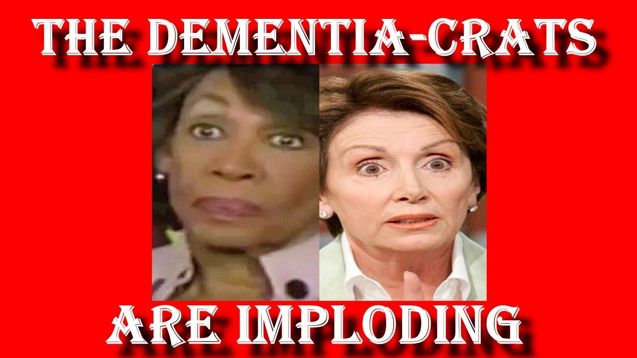 Dc Clothesline Does Nancy Pelosi Have Senile Dementia  Yes She Does  Hell Its