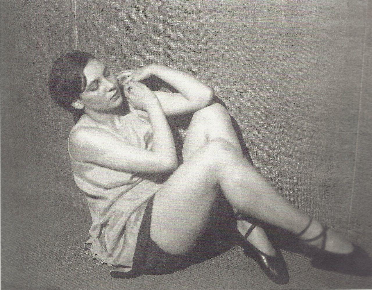 Germaine Krull - Berthe Krull, 1928