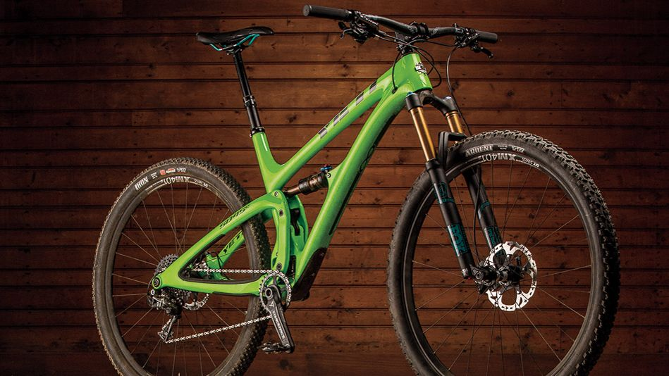 As Soon As Yeti Cycles Unleashed The Vanguard Of Its All New