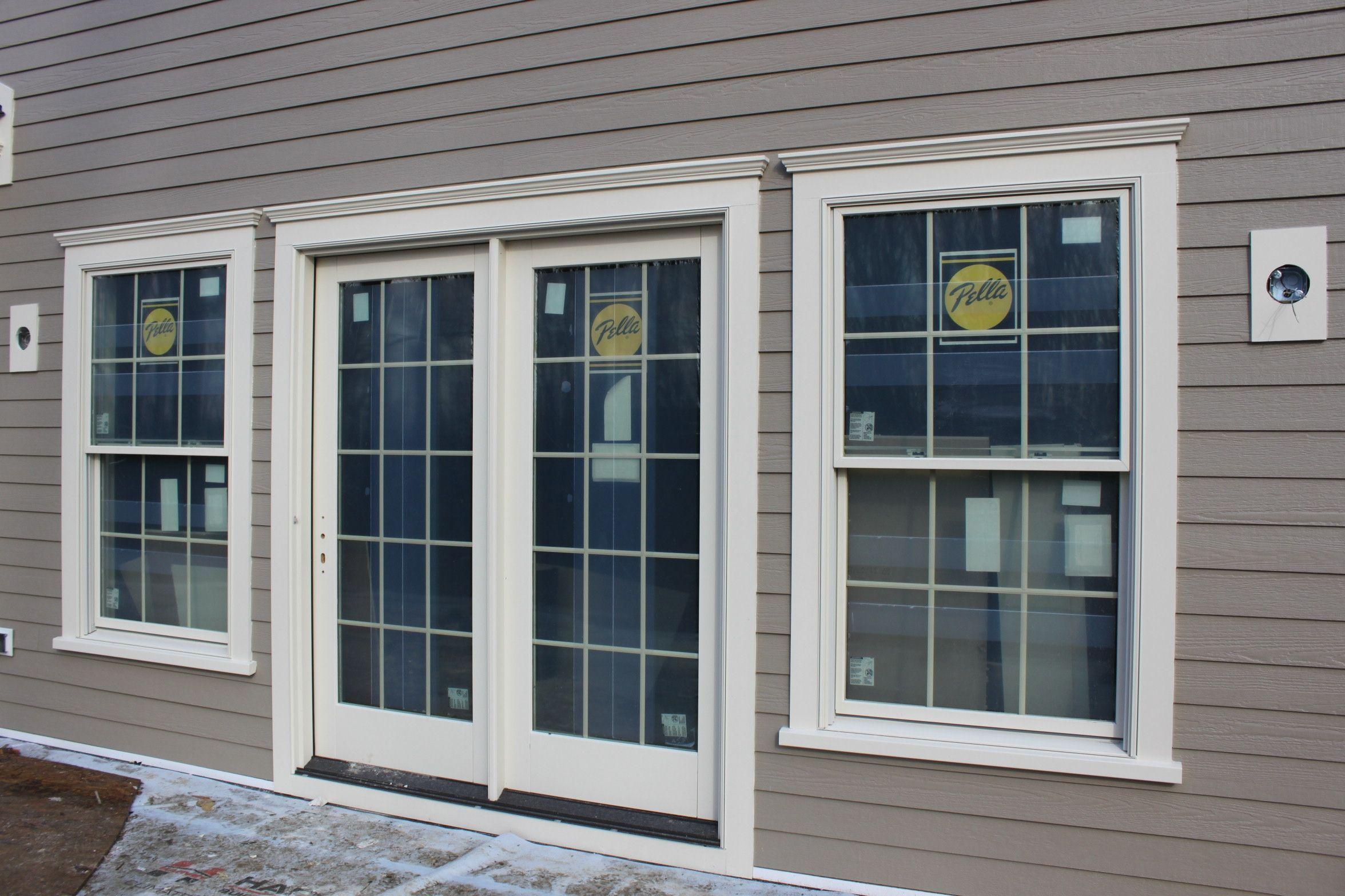 Enticing Houses Then Exterior Design Exterior Window Ideas Pics