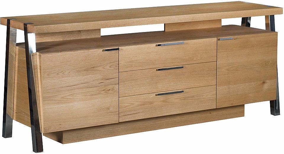 Jahnke Vertriebs GmbH Sideboard »Solid«, Breite 200 cm Jetzt bestellen unter: https://moebel.ladendirekt.de/wohnzimmer/schraenke/sideboards/?uid=8e328356-12b6-5375-bf50-dfbcc5e11438&utm_source=pinterest&utm_medium=pin&utm_campaign=boards #schraenke #wohnzimmer #sideboards