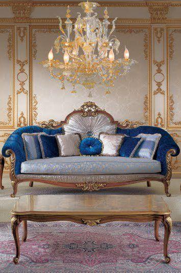Luxury Furniture Home Victorian Sofa Victorian Style