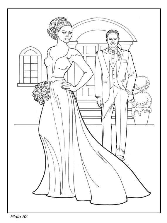 Doodle Design Draw Dream Bridal Fashions Etsy Fashion Coloring Book Doodle Designs Designs To Draw