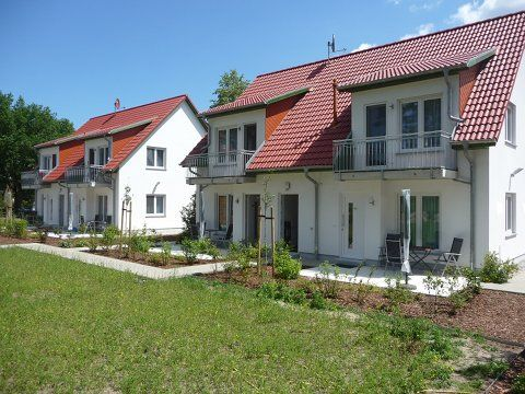Neu gebaut Die Ferienwohnungen Alter Schulgarten im