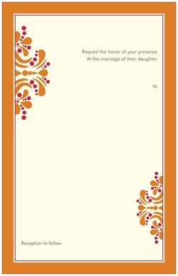 Did you know Vistaprint has Designer Collection - Wedding Invitations? Check mine out! Create anything from Business cards to birthday party invites at Vistaprint.com. Get incredible sales, 3-day shipping and more!