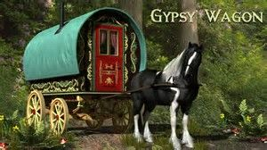 Image result for gypsy wagons