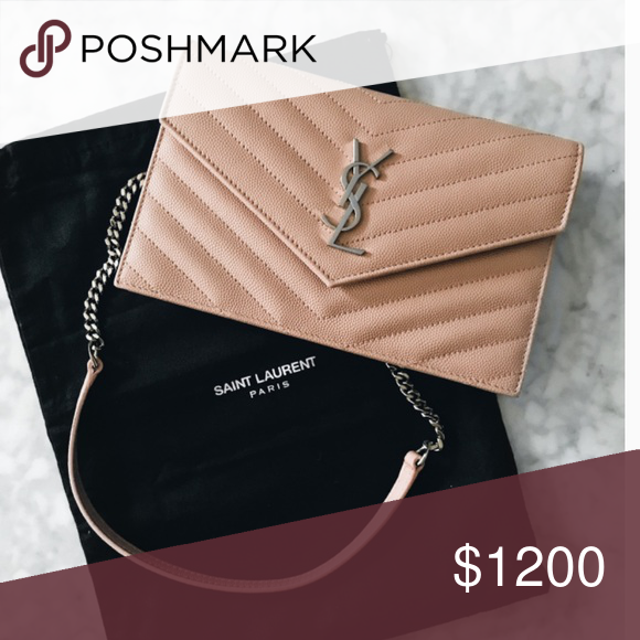 efb4788a3924 YSL WOC YSL Wallet On Chain (small). Gently used a couple of times ...