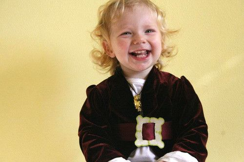 Pirate costume for a toddler girl #costume #Halloween #children