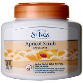 Resenha: Esfoliante St. Ives Apricot   Beleza de Creuza!