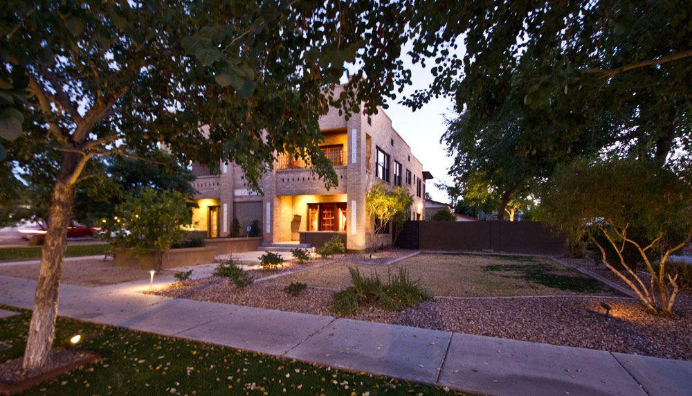 1927 Historic Roosevelt District Phoenix Homes Apartment