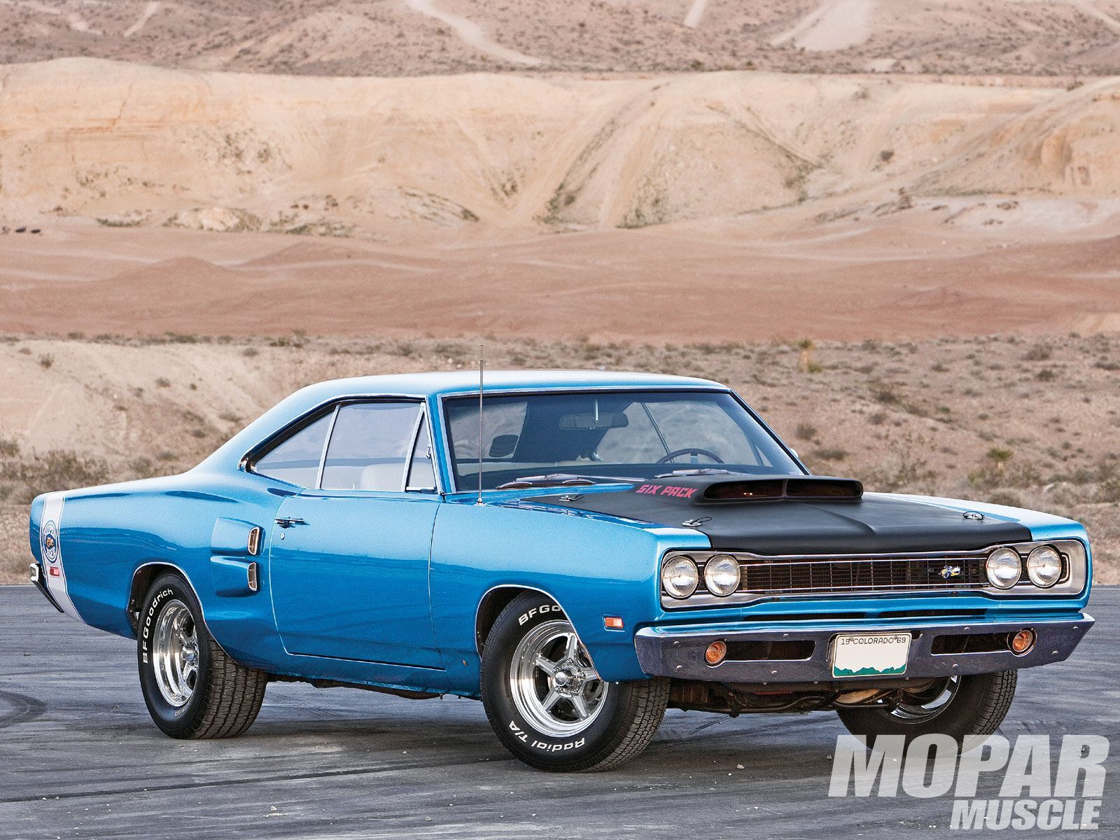 1969 Dodge Super Bee Timber Wolf Project Finally Finished With