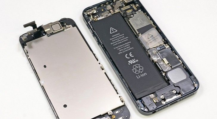 iphone 5c screen replacement ifixit