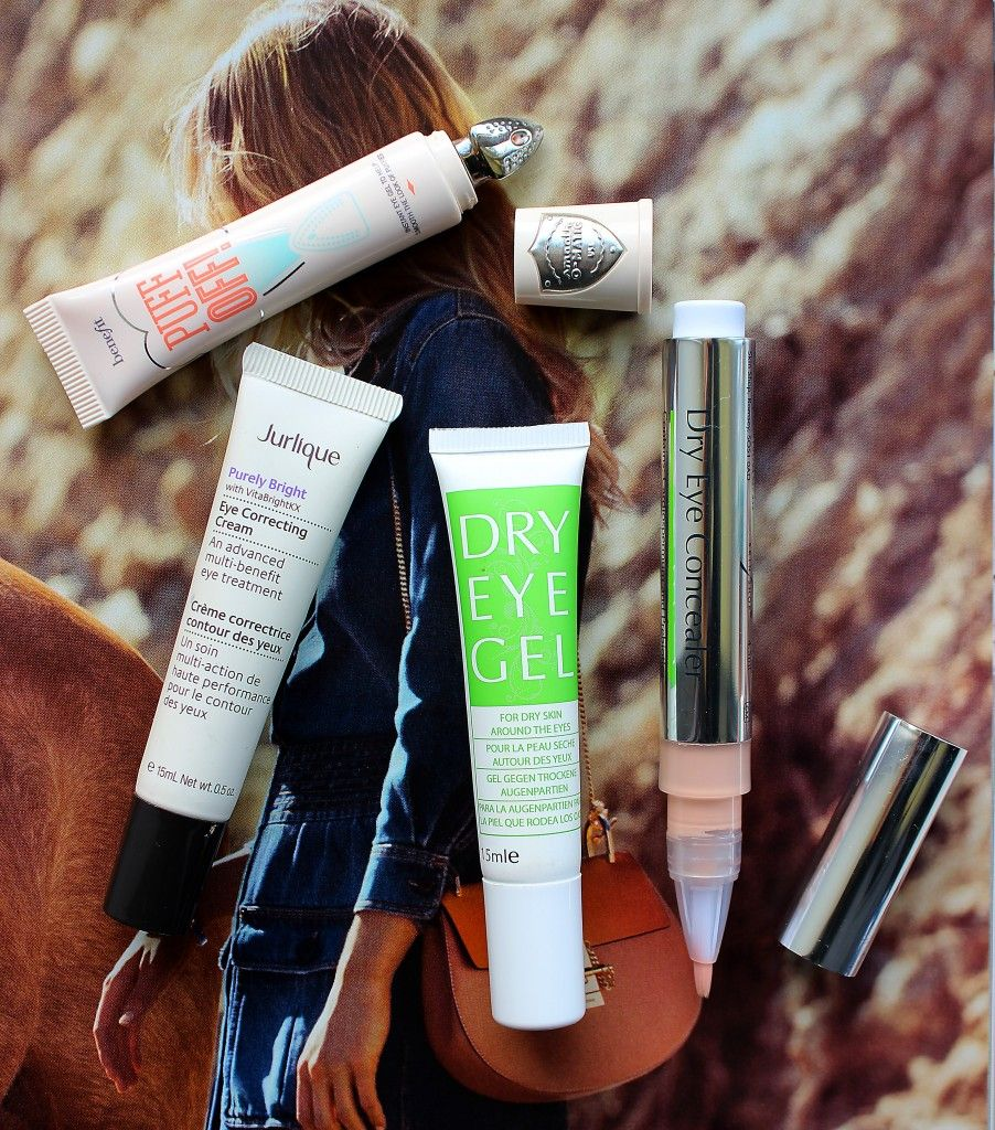 Skincare and Makeup for Sensitive Eyes http//www.xameliax