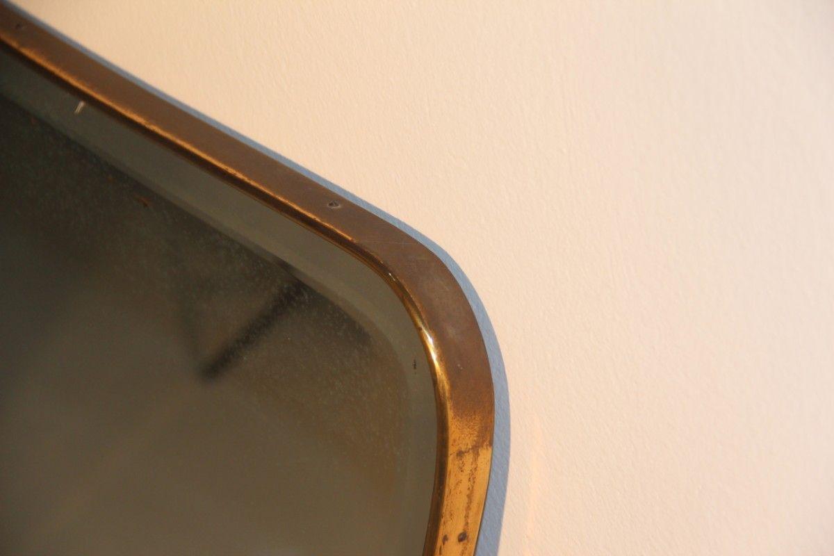 Wohndesign möbel messing spiegel  designer möbel  messing beistelltisch  modernes