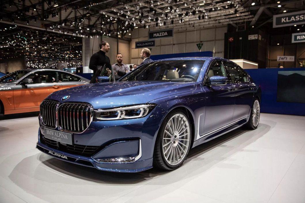 Bmw Alpina B7 2020 Interior Price And Review Bmw Alpina Bmw Alpina