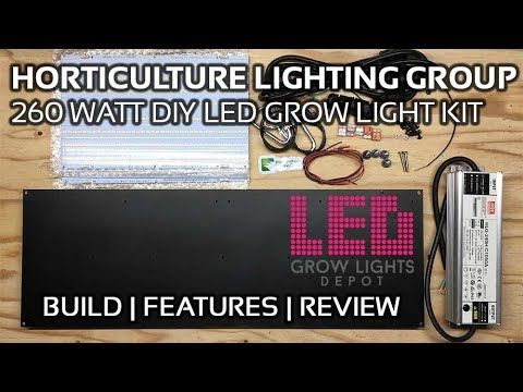 Enter to win a FREE Horticulture Lighting Group 260 Watt Quantum