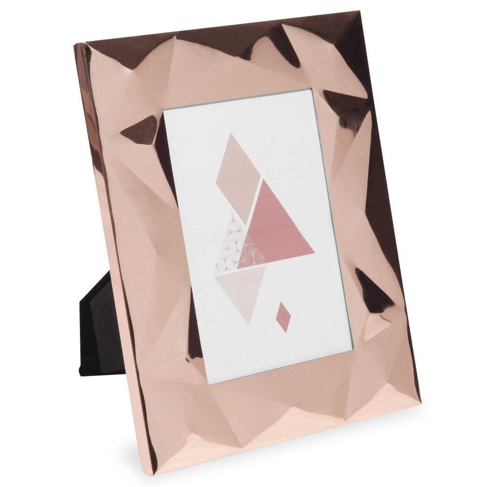 DIAMOND COPPER photo frame 17 x 22 cm | Maisons du Monde | Pinterest ...