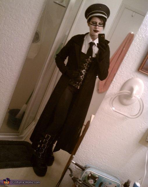 Marilyn Manson - Halloween Costume Contest via @costumeworks