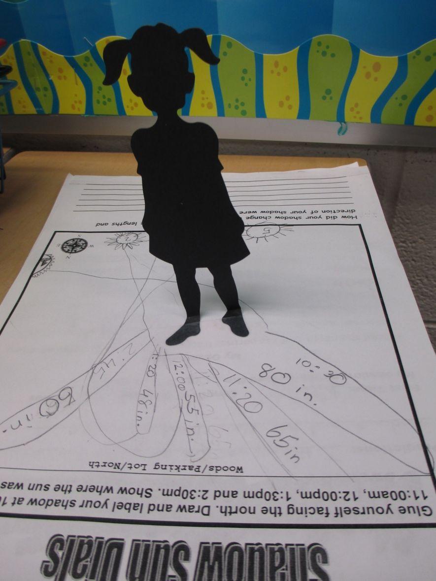 Interactive Science Human Sundial