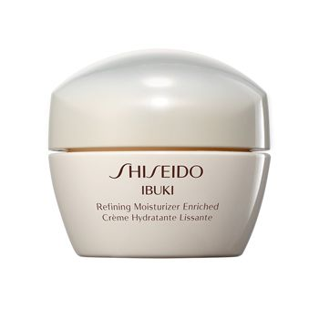Review Of Shiseido S New Ibuki Refining Moisturizer Enriched Possibly My Favorite Moisturizer Of All Time Skincare Beauty Moisturizer Skin Care Shiseido