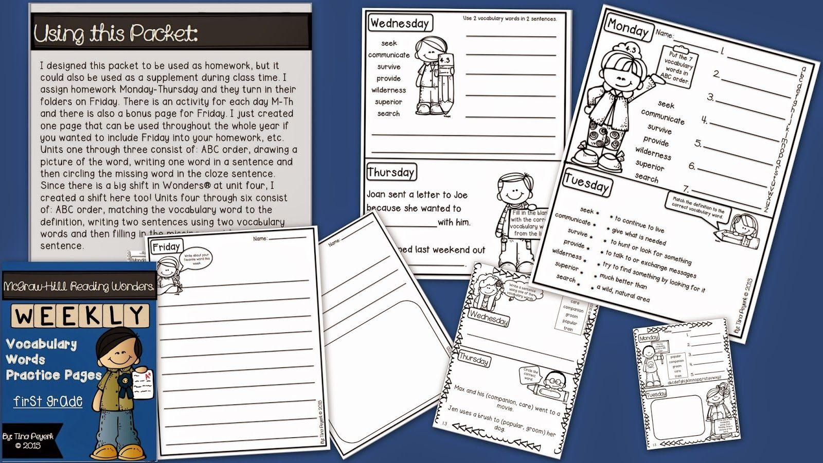 mcgraw hill language arts grade 6 pdf