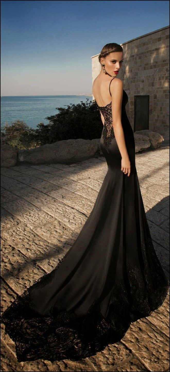 Pics of black wedding dresses wedding ideas pinterest black