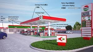Image result for gas station canopy structural design & Image result for gas station canopy structural design | PHILLIP ...
