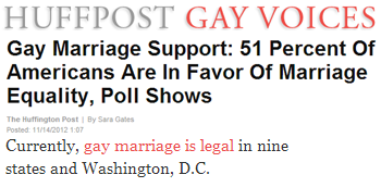 An Argument in Favor of Allowing Gay Marriage - Article Myriad