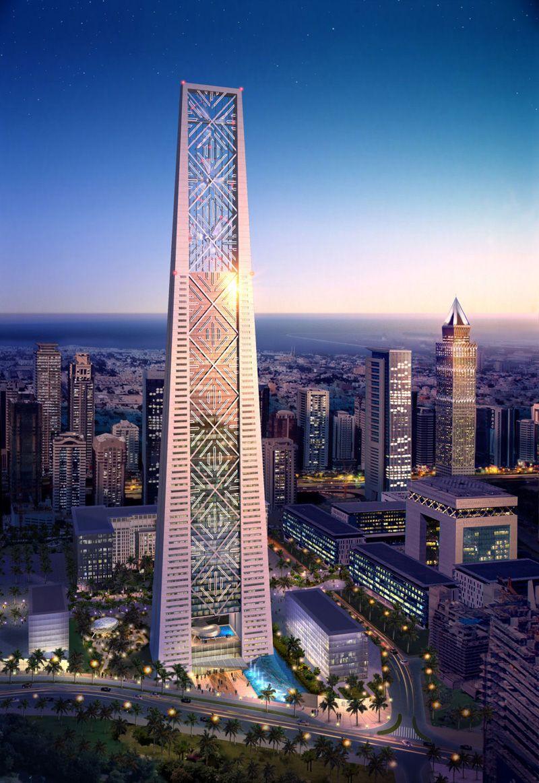 Lighthouse Tower Dubai - UAE Lighthouse Tower is a landmark 400