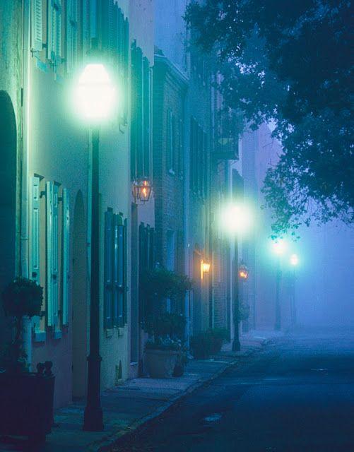 18th Century Row Houses, Elliott St., Charleston, SC  © Doug Hickok