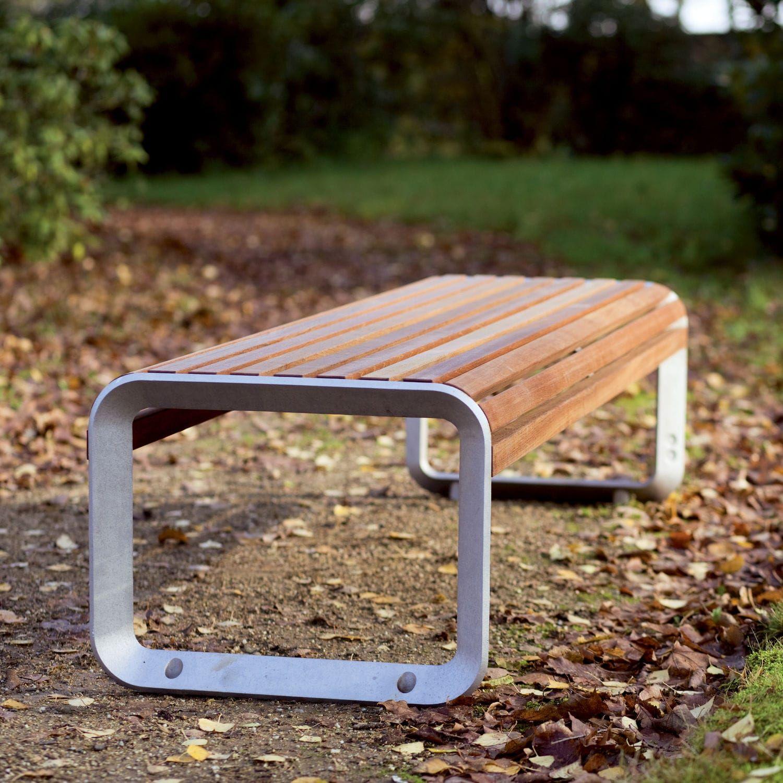 RADIUM - Contemporary public bench by mmcité street furniture   ArchiExpo