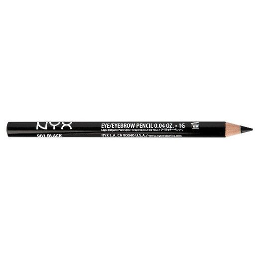Nyx Professional Makeup Eyebrow Pencil Black 0 04oz With Images