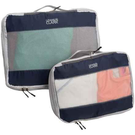 Lewis N Clark FeatherLight Expandable Packing Cubes 2